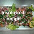 Assapura Rosticceria Gastronomia insalata di polipo secondi piatti da asporto