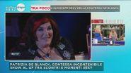 GF Vip: l'incontenibile contessa De Blanck