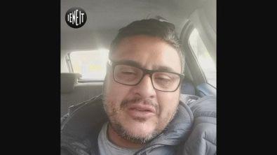 Dopo gli abusi a 13 anni Arturo Borrelli chiede giustizia