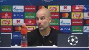 "City, Guardiola: ""L'Italia? Non si sa mai"""