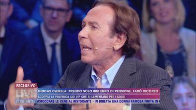 """Giucas Casella: """"Fate le formiche"""""""