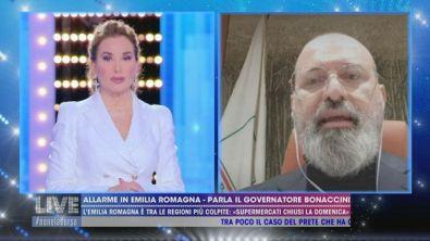 Allarme in Emilia Romagna, parla il governatore Bonaccini