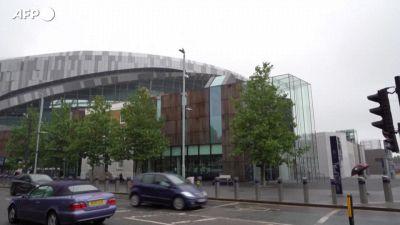 Vaccini, in Inghilterra somministrazioni agli over 18 allo stadio del Tottenham