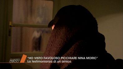 Luigi Favoloso e la violenza su Nina Moric