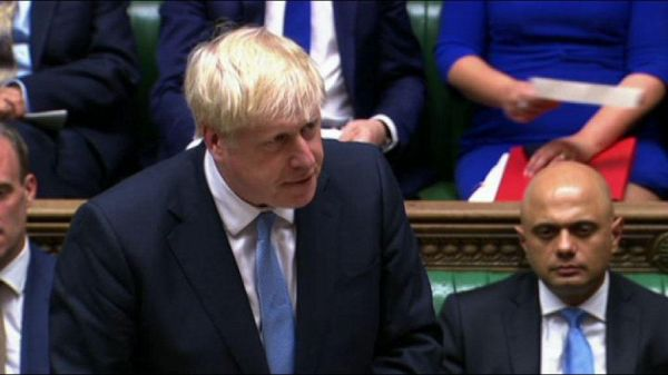 Gb, Johnson: pronti a no deal, accordo di May 'inaccettabile'