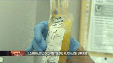 Plasma contro il coronavirus?