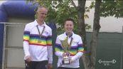 Due titoli mondiali nel campionato di bocce al volo