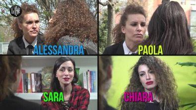 RUGGERI: Furto d'identità, Angelica si fidanza con 10 ragazze via internet