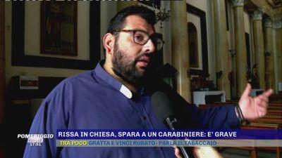 Acireale: rissa alla prima Comunione, parla il parroco