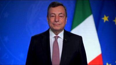 Draghi: ad agosto prima conferenza G20 su emancipazione femminile