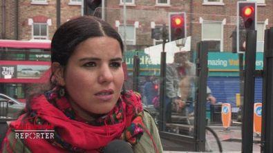 La storia di Zehra Dogan