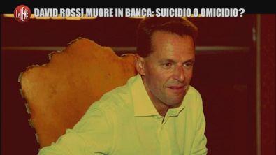 MONTELEONE: David Rossi muore in banca: suicidio o omicidio?