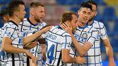 Inter, la cavalcata Scudetto 2020/2021