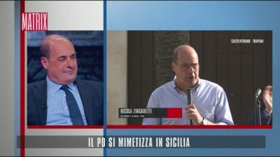 IL Pd si mimetizza in Sicilia