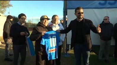 """""""Maradona? Che giornata"""""""