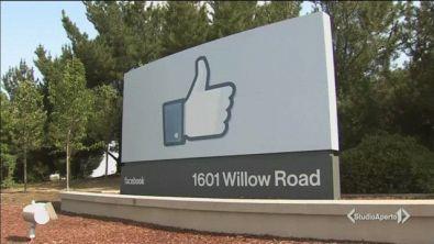 Copyright, condanna per Facebook