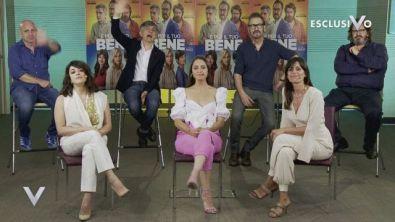 """""""È per il tuo bene"""": il cast del film per Verissimo"""