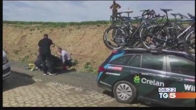 Tragedia sul Piave, infarto in bici