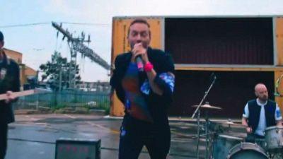 I Coldplay lanciano il nuovo singolo dalla Stazione Spaziale