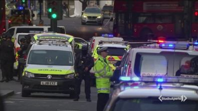 Terrore sul London Bridge