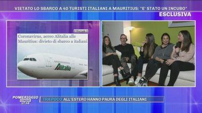 Emergenza Coronavirus: divieto di sbarco agli italiani a Mauritius