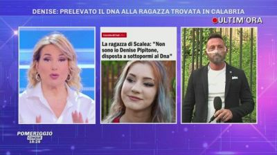 La scomparsa di Denise Pipitone:prelevato il DNA a Elena Denisa