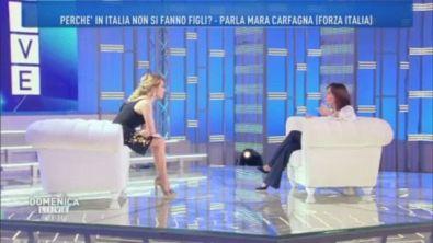 Mara Carfagna: la forza delle donne
