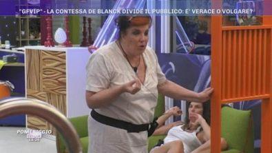 Patrizia De Blanck superstar al GFVip