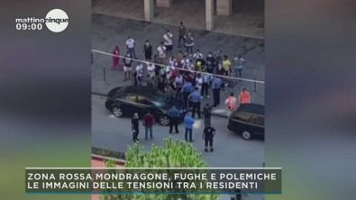 La rivolta di Mondragone