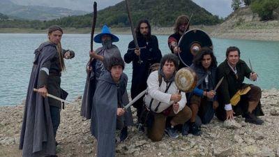 La Compagnia dell'anello arriva al Vesuvio: l'impresa assurda
