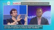 Lo scontro tra Valerio Vassallo e Alessandro Cecchi Paone