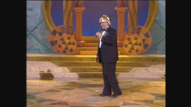 Giancarlo Magalli canta Il Piccolo Corazziere con Umberto Smaila