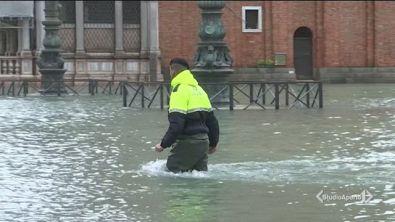 Venezia di nuovo sommersa
