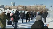 La protesta per Navalny ora infiamma la Russia