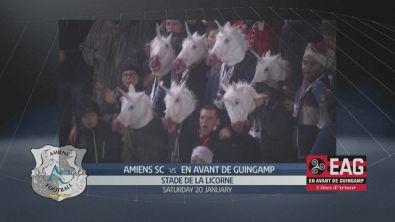 Amiens - Guingamp 3-1
