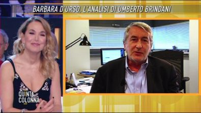 Barbara D'Urso: l'analisi di Umberto Brindani