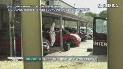 Pescara: chi ha ucciso Alessandro?