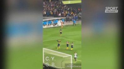 """""""Tano, tano"""": il coro Boca per De Rossi"""