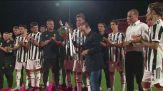 Trofeo Berlusconi alla Juve