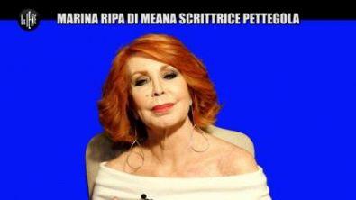 INTERVISTA: Marina Ripa di Meana