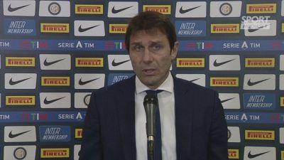 """Conte soddisfatto: """"Concentrati e determinati, tutti bravi"""""""