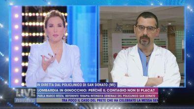 Il Dr. Marco Resta in diretta dal Policlinico di San Donato (MI)