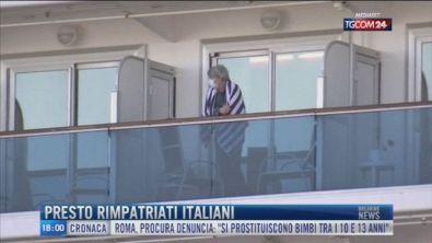 Breaking News delle 18.00 | Presto rimpatriati italiani