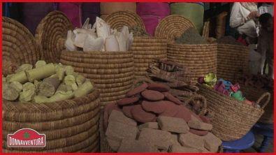 Tgcom -La città rossa del Marocco: Marrakech