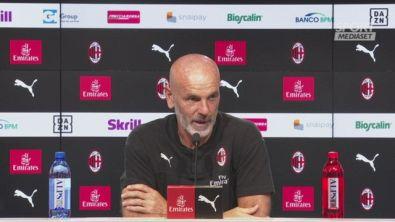 """Pioli: """"Champions prossimo obiettivo Milan"""""""