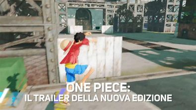 One Piece World Seeker: le prime immagini