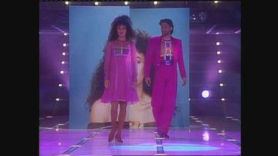 Il balletto di Galyn Gorg nella prima puntata di Sandra e Raimondo Show