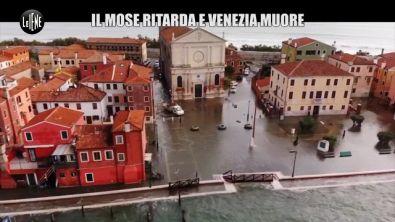 GOLIA: Acqua alta a Venezia: le vittime, i danni alle case e la vergogna Mose