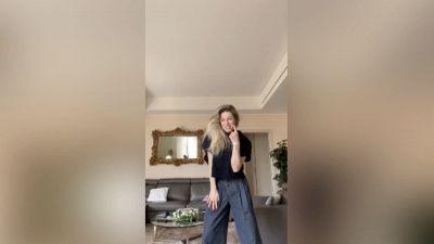 Michelle Hunziker, il video che ha fatto ridere i fan di Instagram