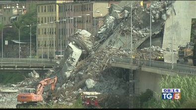 Ponte Genova, l'inchiesta sul crollo procede